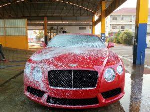 C Bentley