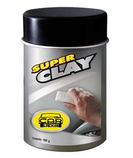 Super Clay ดินน้ำมันลอกละอองสี
